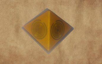 Lakhovsky MWOs Orgonite Pyramid