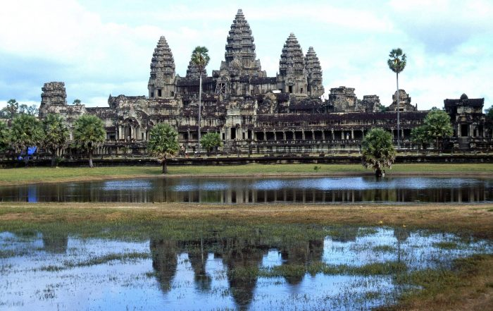 Angkor wat temple